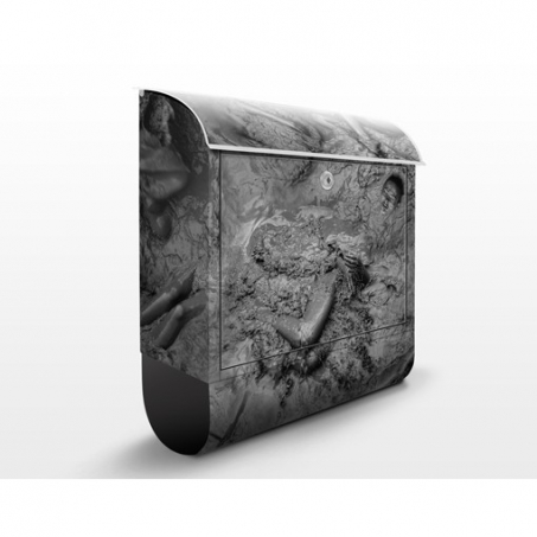 Poštová schránka s potlačou Unique Bath