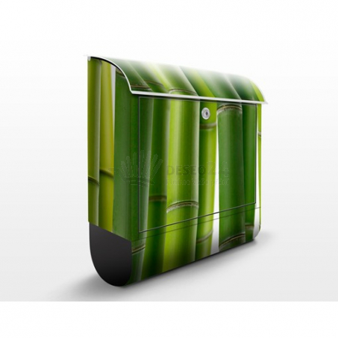 Poštová schránka s potlačou Bamboo Garden