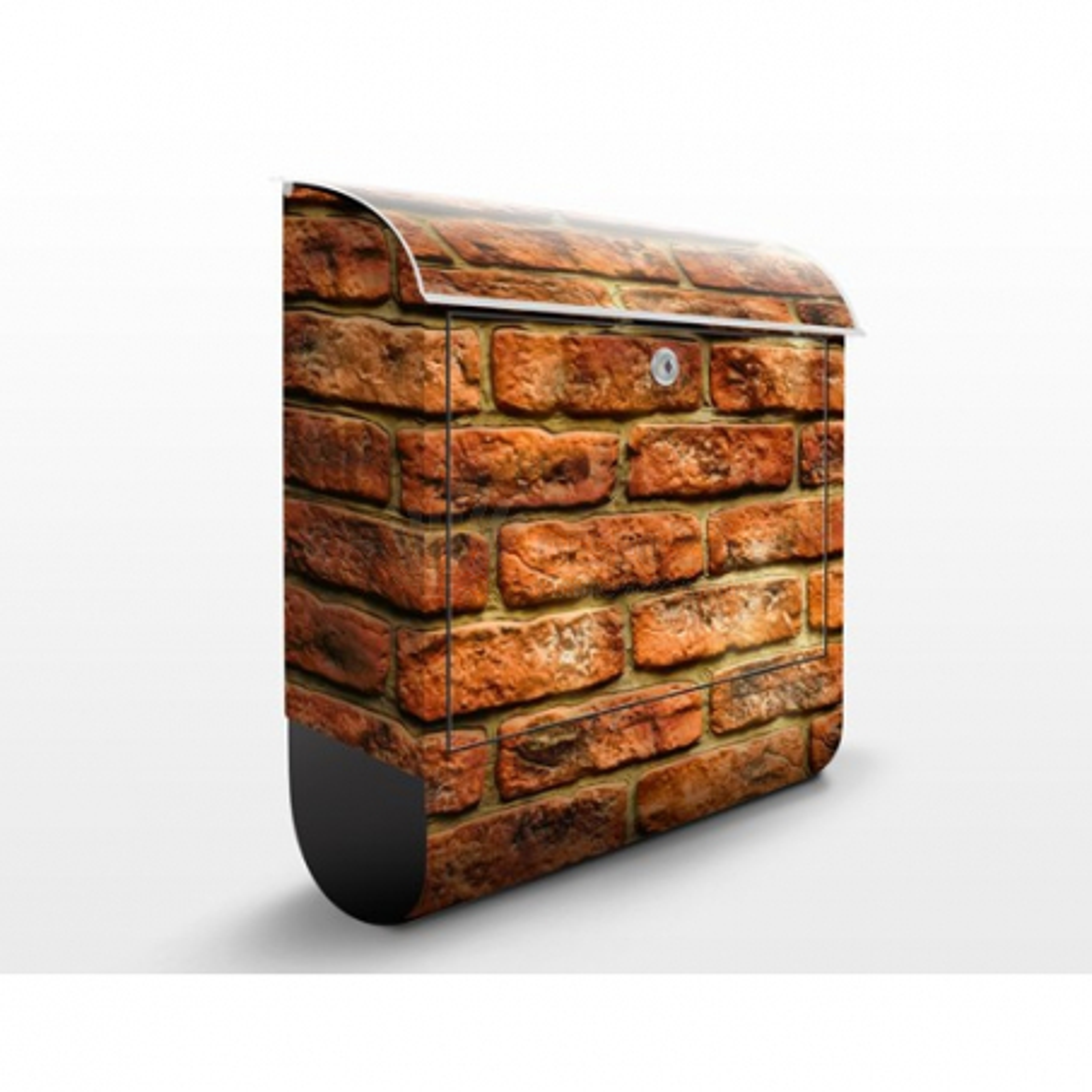 Poštová schránka s potlačou Tehly