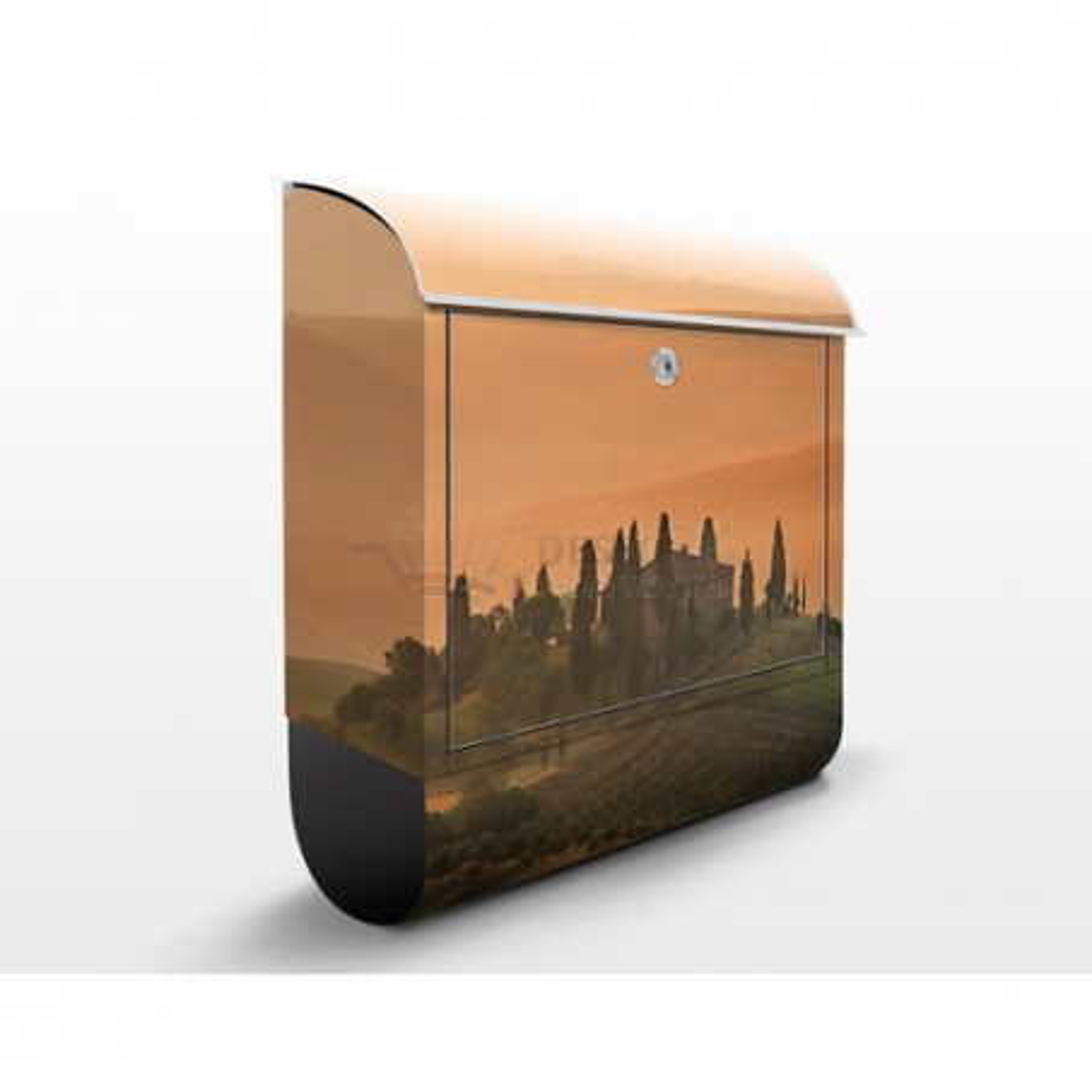Poštová schránka s potlačou Dreams of Tuscany