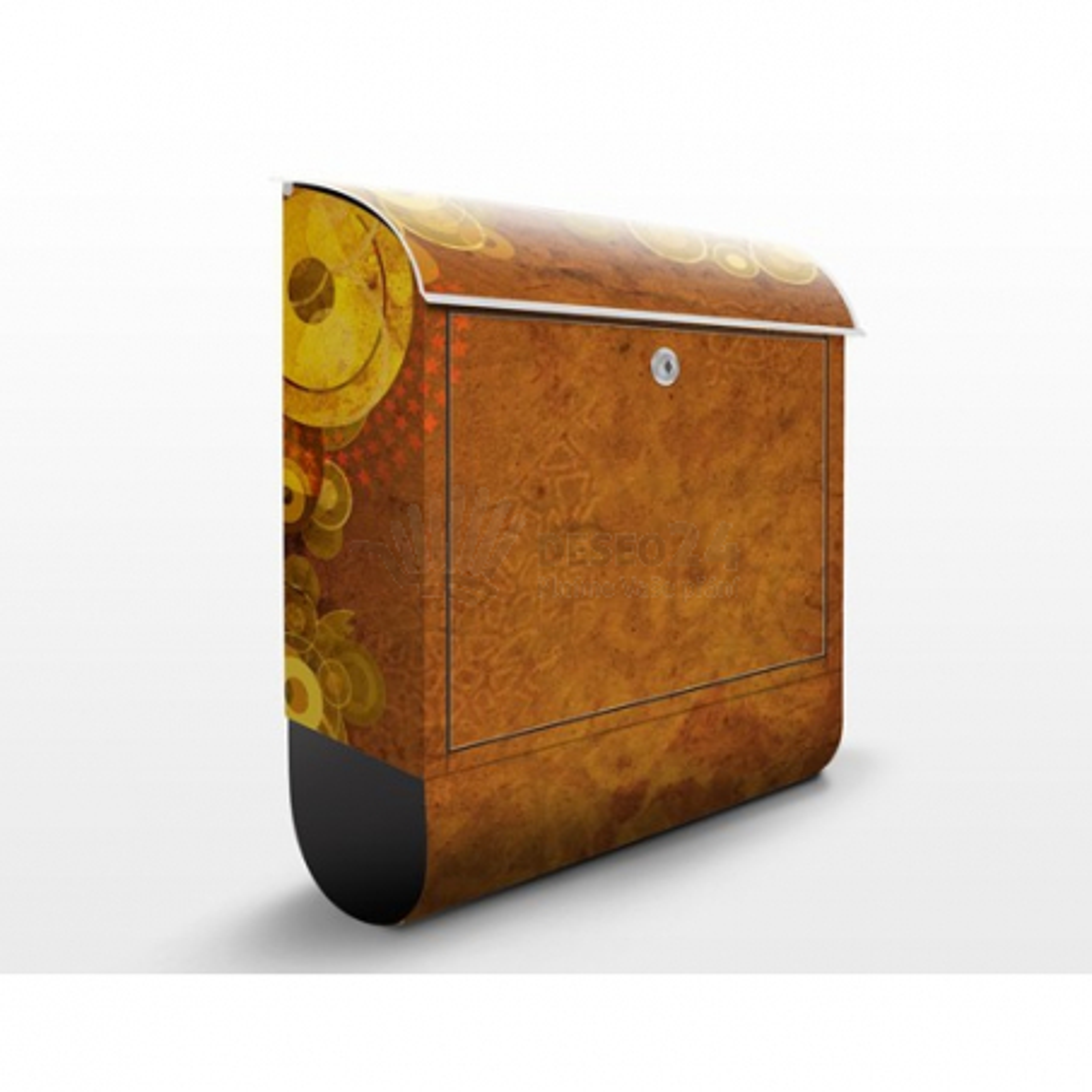 Poštová schránka s potlačou Ornamenty - tvary č. 023