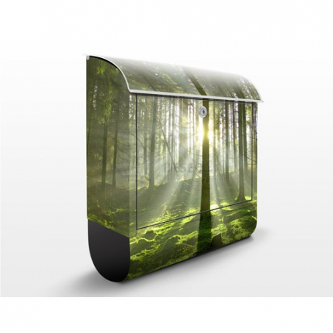 Poštová schránka s potlačou Spring Fairytale