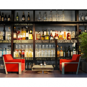 Fototapeta Loving Drinks Bar, 3XL, 400 x 280 cm
