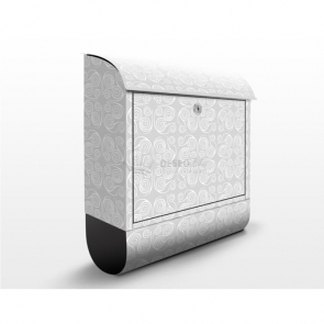 Poštová schránka s potlačou Ornamenty - moderné č. 007