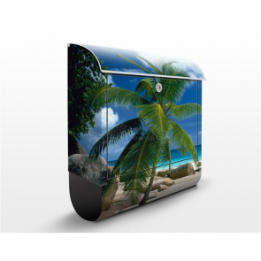 Poštová schránka s potlačou Pláž snov