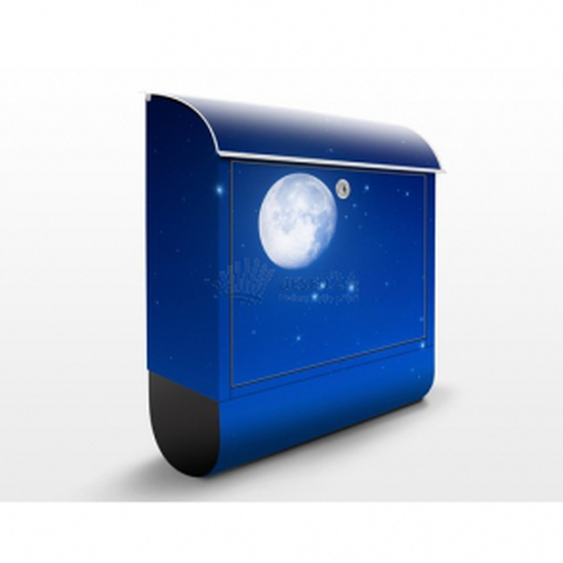 Poštová schránka s potlačou Spln