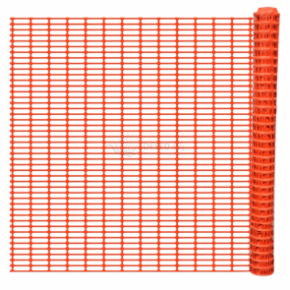 Oranžová bezpečnostná bariéra 50 m
