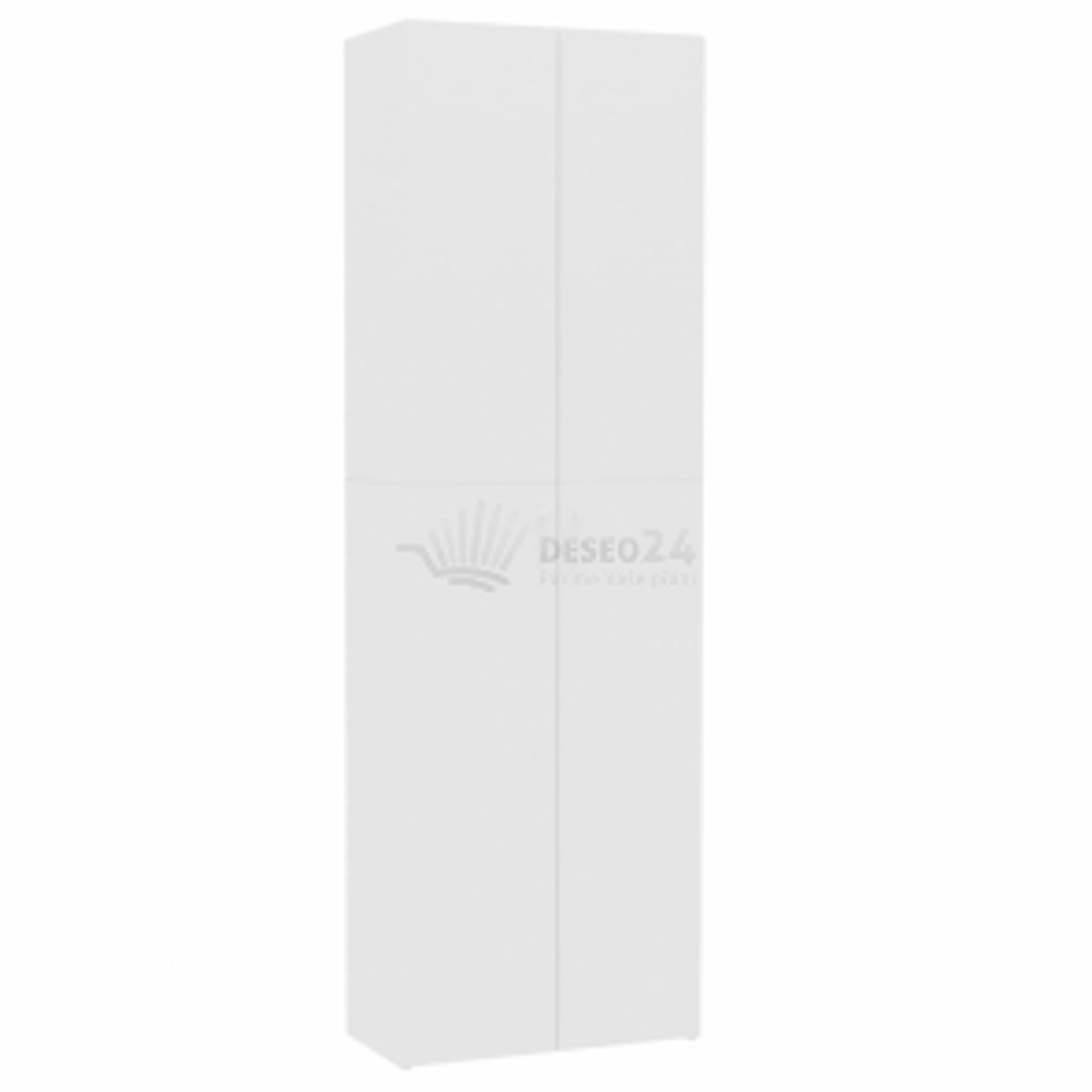vidaXL Kancelářská skříň bílá 60 x 32 x 190 cm dřevotříska [800297]