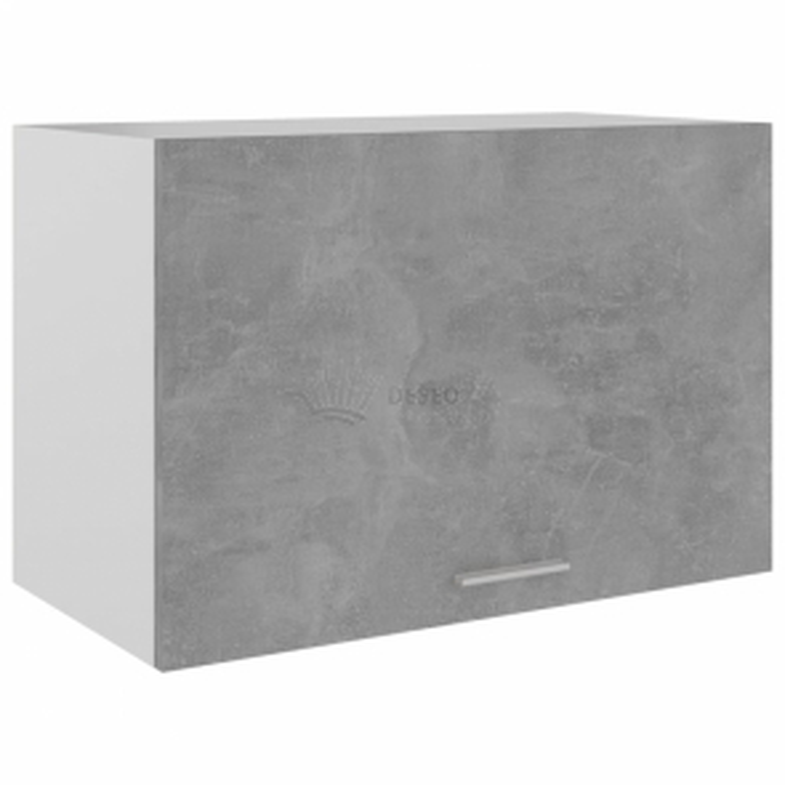 vidaXL Závěsná skříňka betonově šedá 60 x 31 x 40 cm dřevotříska [802517]